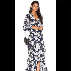 Parker floral july maxi dress